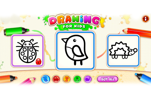 PC u7528 Kids Drawing and Coloring 1