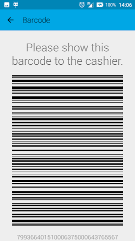android BancPass Screenshot 2