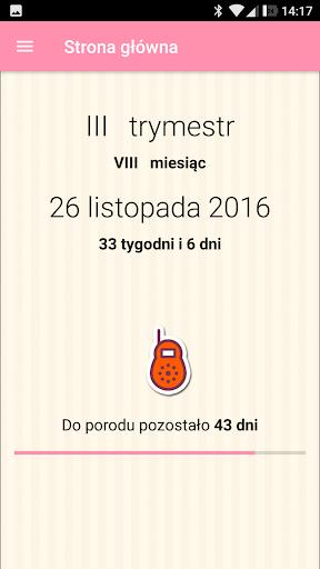 玩免費遊戲APP|下載Mój Kalendarz Ciąży app不用錢|硬是要APP