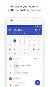School Planner Pro MOD APK 3.15.5 [Paid Features Unlocked] 4