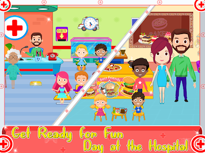 App Toon Town: Hospital APK for Windows Phone