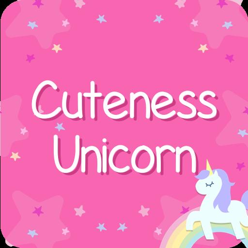 Cuteness Unicorn Font For Flipfont Cool Fonts Text Aplikasi Di
