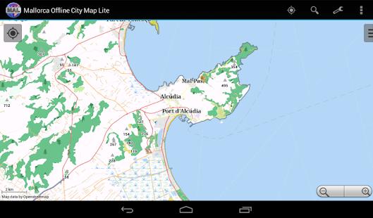 Majorca Offline City Map - Apps on Google Play