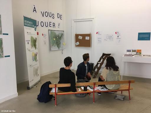 Exposition CAUE de l'Ain