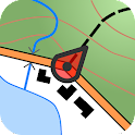 Topo GPS France icon