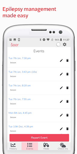 seer screenshot 1