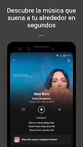 SoundHound: Búsqueda y reproducción musical 1