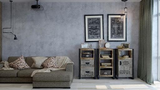 Sơn tường bê tông là gì? Ưu nhược điểm của sơn tường bê tông