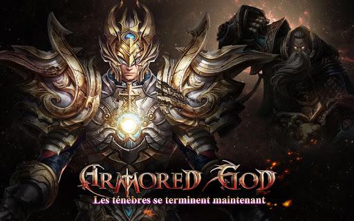 Armored God  captures d'u00e9cran 1