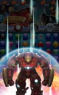 Marvel Puzzle Quest- screenshot thumbnail