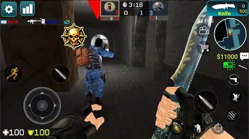 Strike team  - Counter Rivals Online 2.8 screenshots 5