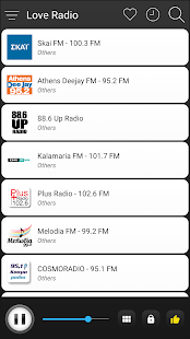 Greece Radio - Greek FM AM Stations Online - náhled