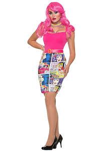 Pop Art, kjol