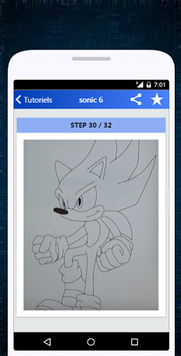 Download How To Draw Sonic For Pc