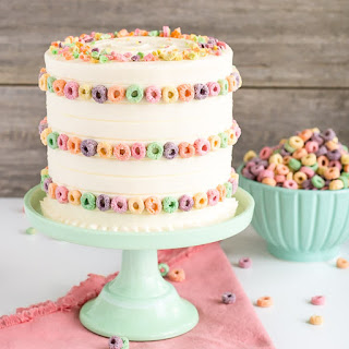 Froot Loops Cake Recipe