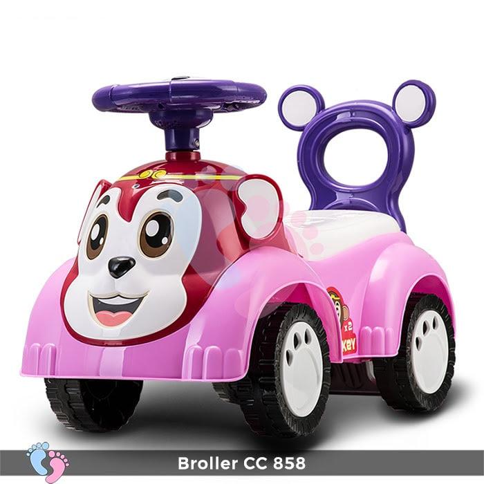 Xe chòi chân Broller CC-858 7