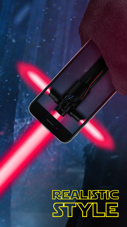 LightSaber Fighter- screenshot