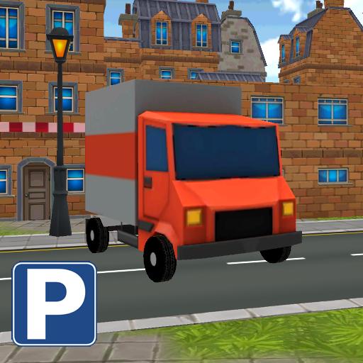 模擬App|農場町のトラック用パーキング LOGO-3C達人阿輝的APP