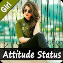 Attitude Status for Girls - Attitude Quotes icon