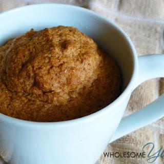 Quick Cinnamon Muffin (Paleo, Gluten-Free)