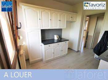 Appartement 4 pièces 63,9 m2