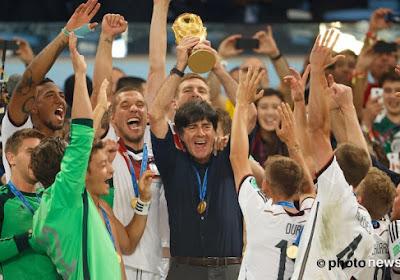 Joachim Löw pourrait prolonger jusqu'en 2018 à la tête de la Mannschaft