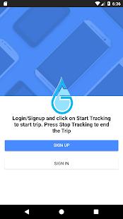 Go Tracker - GPS Tracking App - náhled