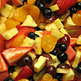 Easy and Delicious Fruit Salad.