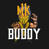 MK Buddy - Unofficial Frame Data Tool for MK11 icon