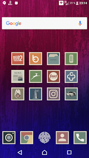 Shimu - Icon Pack Screenshot