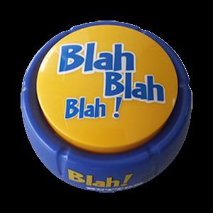 Blah blah app