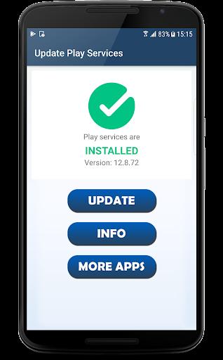 Fix Play Services - info & update 4.0 screenshots 2