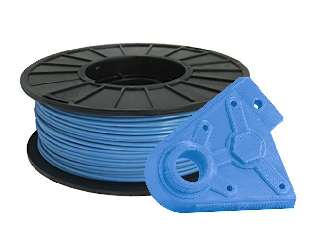 Black PRO Series PLA Filament - 1.75mm (1kg)