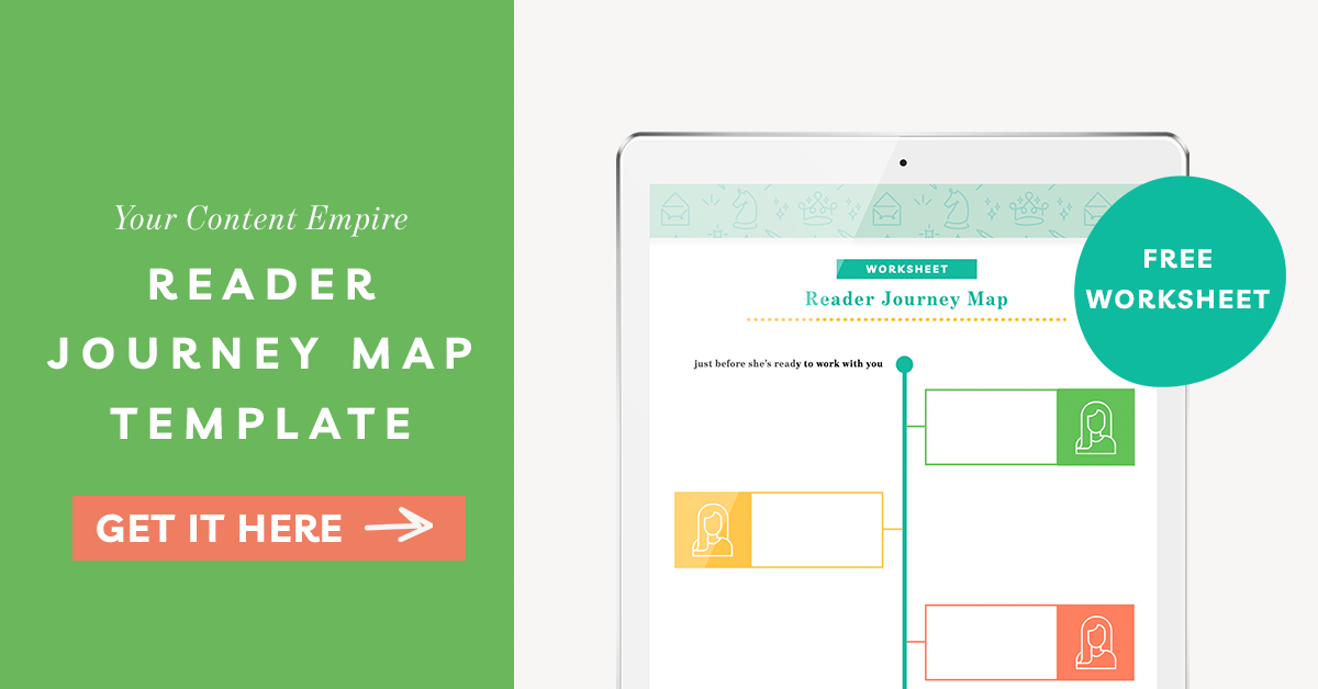 Freebie | Journey Map Template