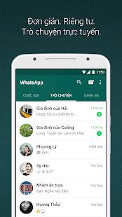 WhatsApp Messenger - screenshot thumbnail