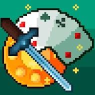 Pixel Poker Battle [Мод: много токенов]
