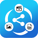 U-Transfer: Share Files, Apps & Music Videos icon