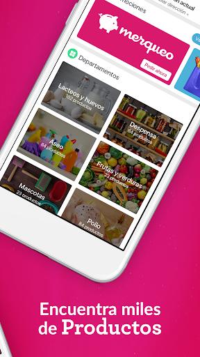 Merqueo: El supermercado del ahorro  screenshots 2