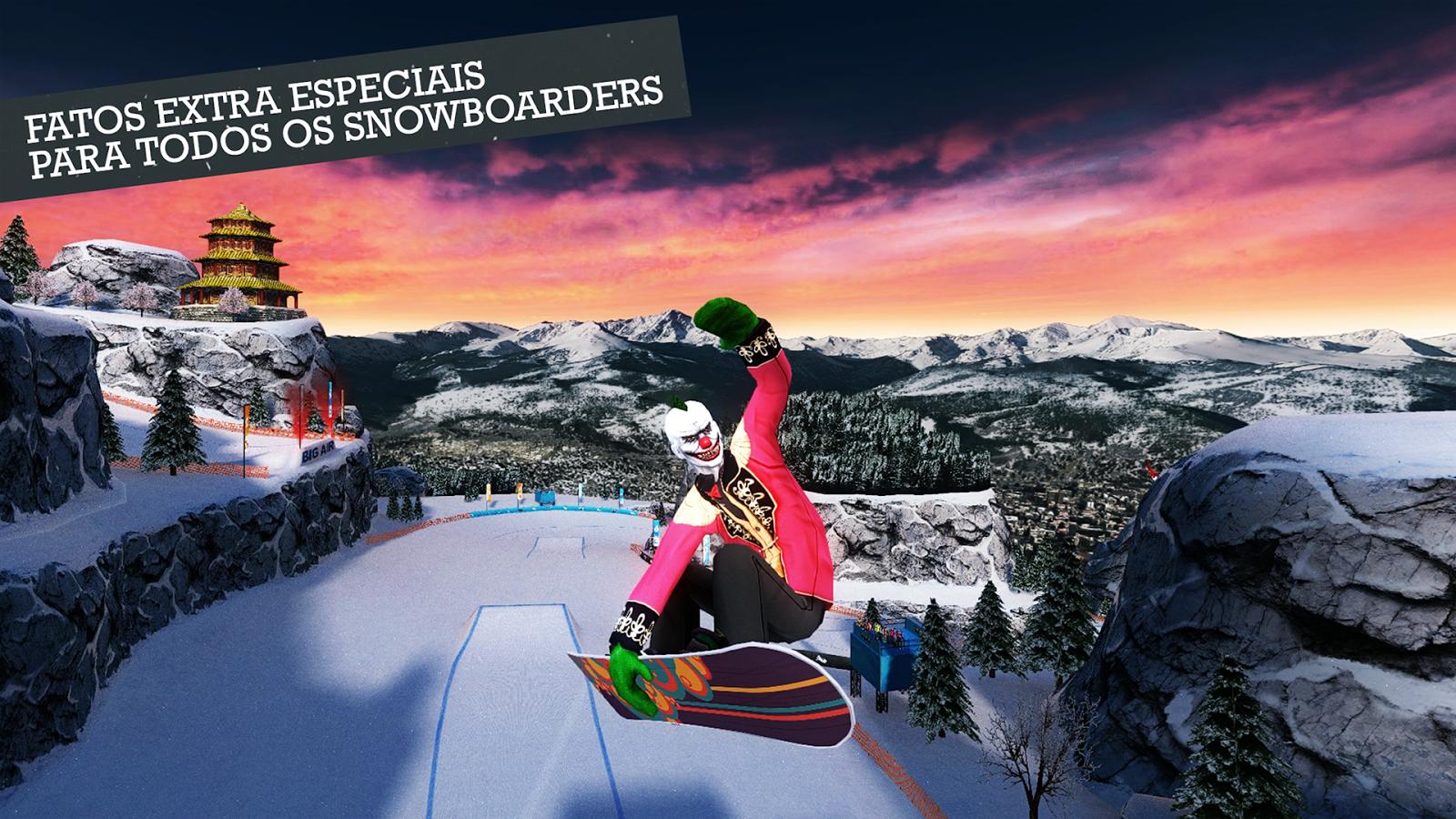 Snowboard Party PRO GRÁTIS