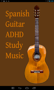 ADHD Spanish Guitar StudyMusic- screenshot thumbnail
