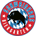 Logo for Schweinhaus Biergarten