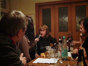 Photo: Interview bluesprogr.