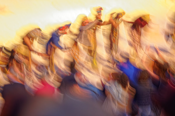 Pennellate danzanti! di Yasis