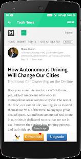TechNews - náhled