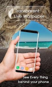 Transparent Live Wallpaper 13.8 MOD Apk Download 1