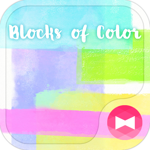 Simple Theme-Blocks of Color- Icon