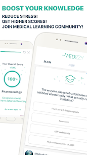 MEDizzy – Medical Community App Download For Android and iPhone 1