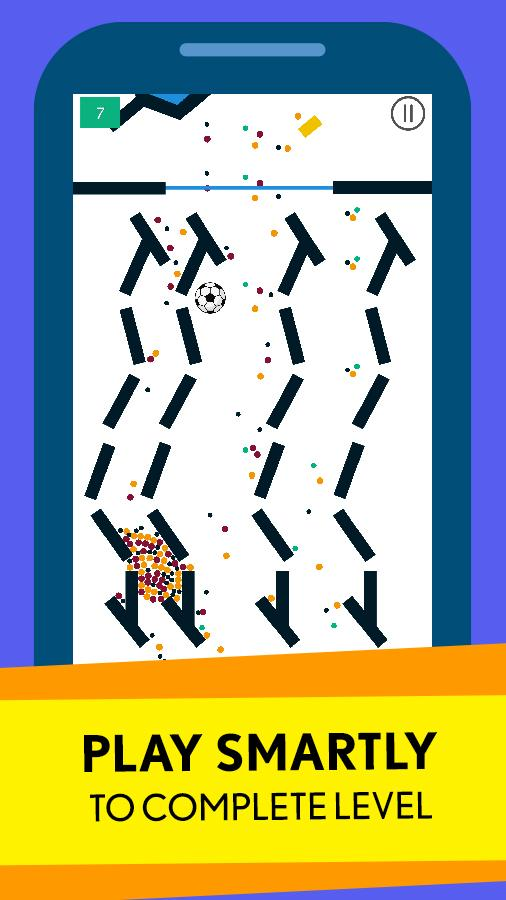 Ball Jump - cool bouncing game- screenshot