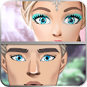 Elf Princess Love Story Games icon