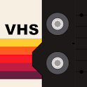 VHS Cam: Vintage Camera Filter, Retro Video Editor icon